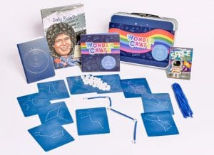 Sally Ride Subscription box for kids